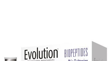 Пример биопептидов Evolution Biopeptid complex Lifting